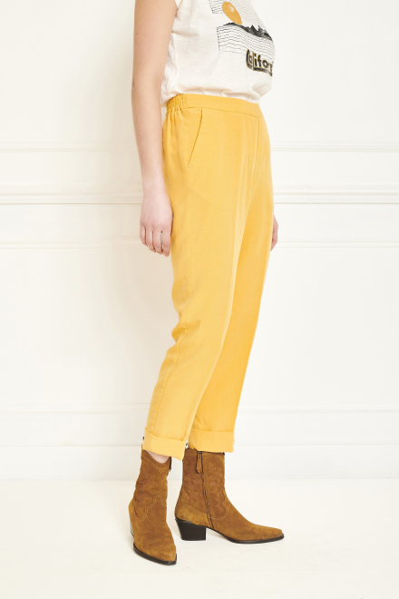 Trousers - PIZARO - SUN