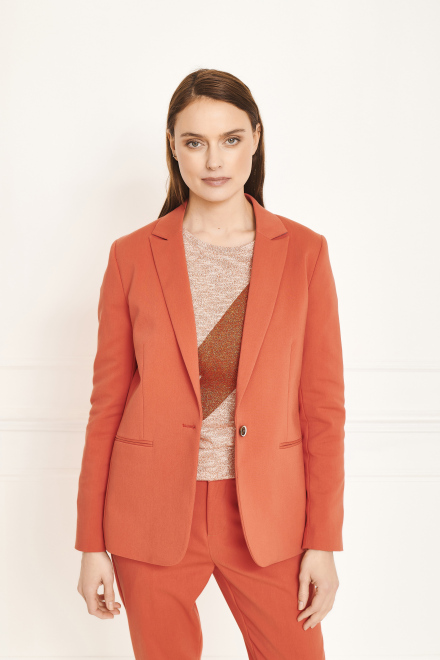 Jacket - VISOLA - TERRACOTTA