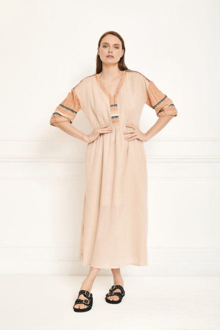 Dress - ROKI - NATUREL
