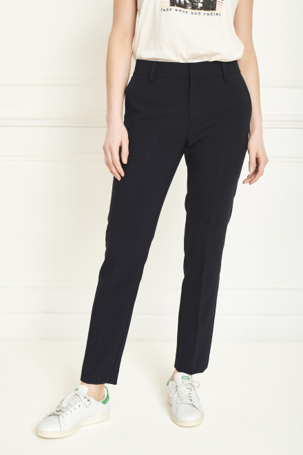 Trousers - PERIN - NAVY