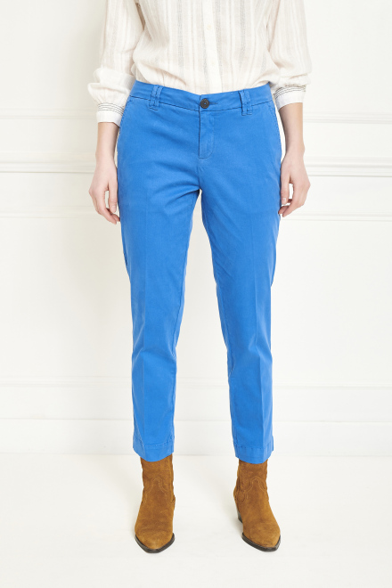 Trousers - PANAMO - BLUE