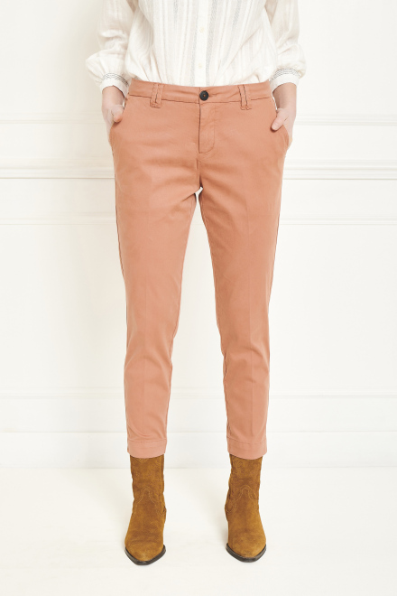 Trousers - PANAMO - BISCUIT