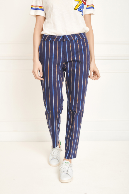 Trousers - PILZA - NAVY