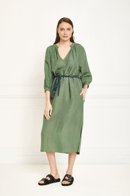 Dress - ROUSSE - GREEN