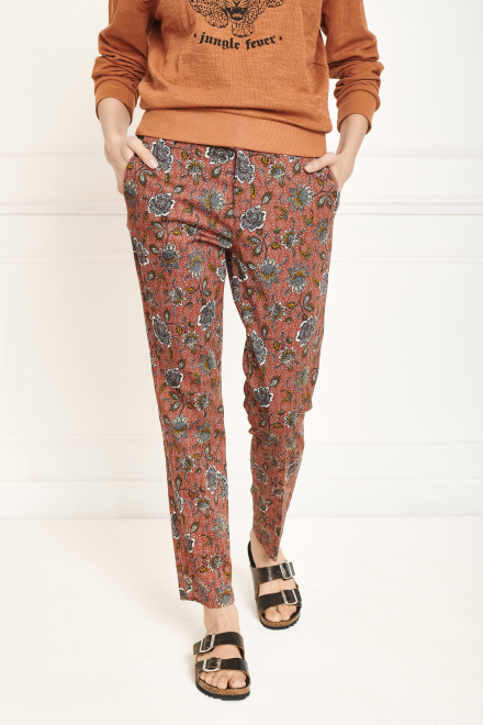 Trousers - PULCO - Rust