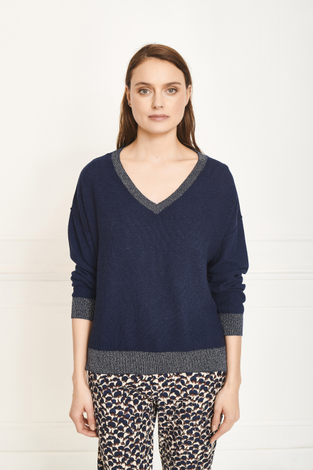 Sweater - KAPULCO - NAVY