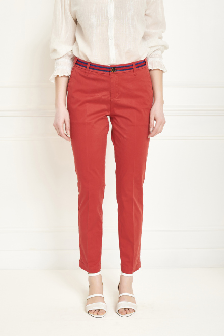 Trousers - THE SUNSET FANCY - POTIRON