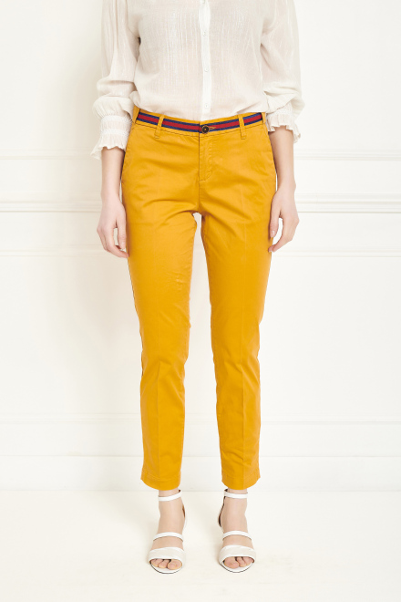 Trousers - THE SUNSET FANCY - CLEMENTINE