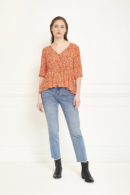 Trousers - THE KATE HENDRIX - LIGHT WASH