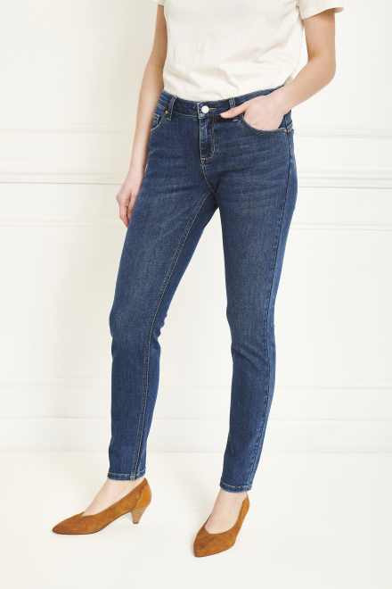 Trousers - THE BARDOT WILSON - BLUE-SPENCER WASH