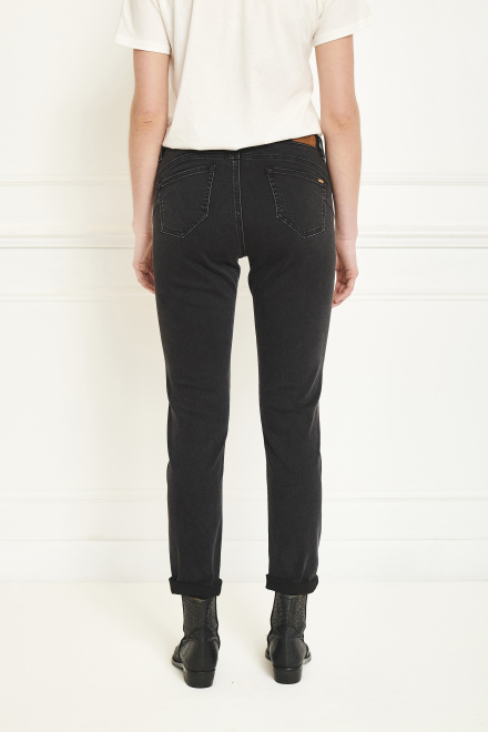 Trousers - THE BARDOT POWER STRETCH - BLACK