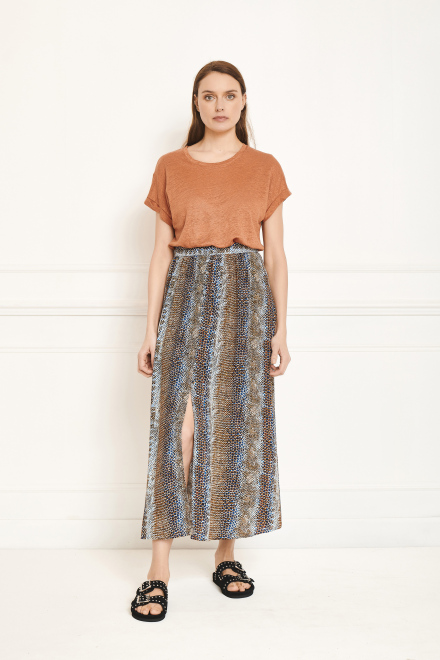 Skirt - JAVA - BLUE