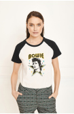 T-shirt - TRANOI BOWIE