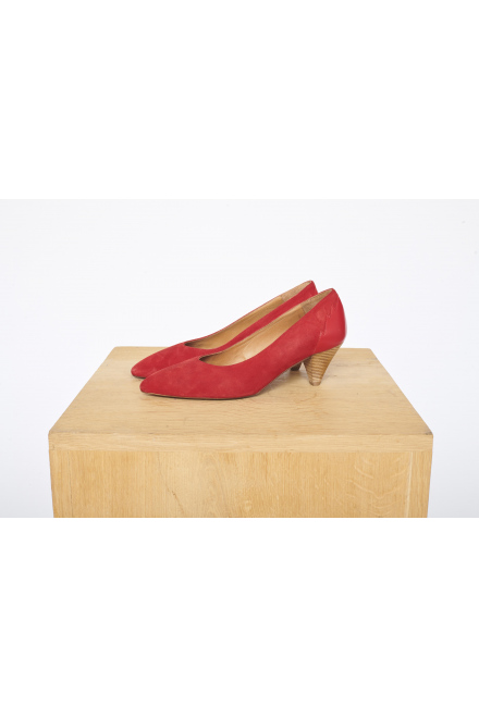 Chaussures - NALIN - Rouge