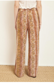 Trousers - PRUNIA