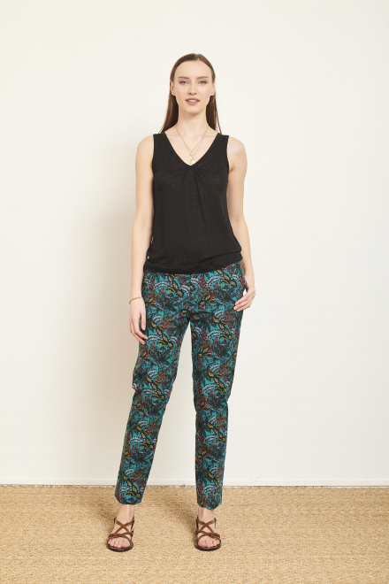 Trousers - PARODIA - LAGON