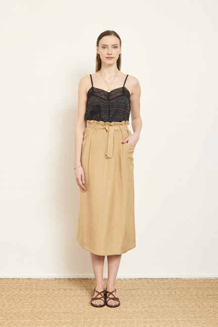 Skirt - JAFANE - SABLE