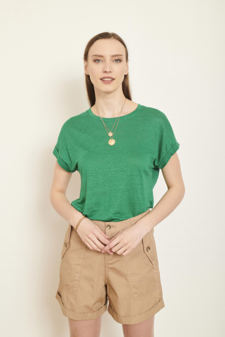 T-shirt - TADOUR - GREEN