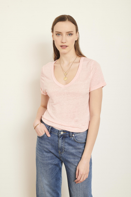 T-shirt - TOUGA - BB PINK