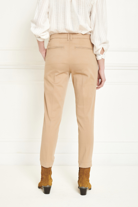 Trousers - PANAMO - SABLE