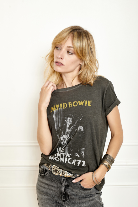 T-shirt - TRUTH BOWIE