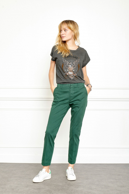 Pant - THE PANTERS - Green