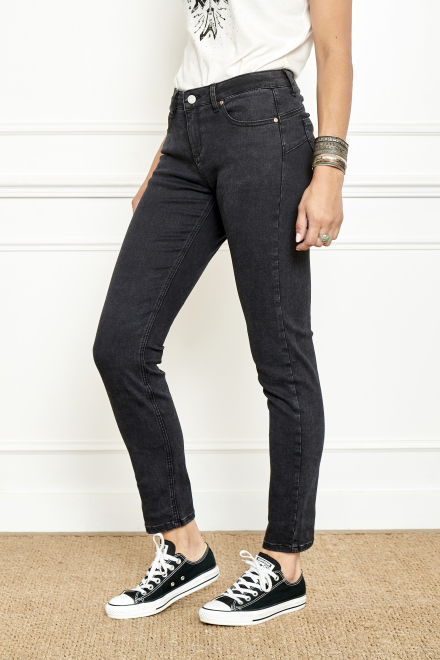 Jeans - THE BARDOT POWER STRETCH - Black garbage
