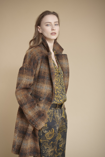 Coat - MUTINE - Brown