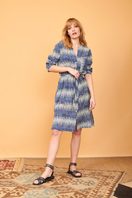 Robe - REYNAN - Blue