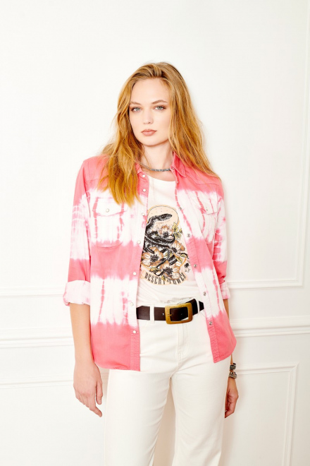 Chemise - CLEMENT - Pink