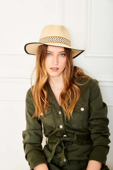 Chapeau - EMILIE - Naturel