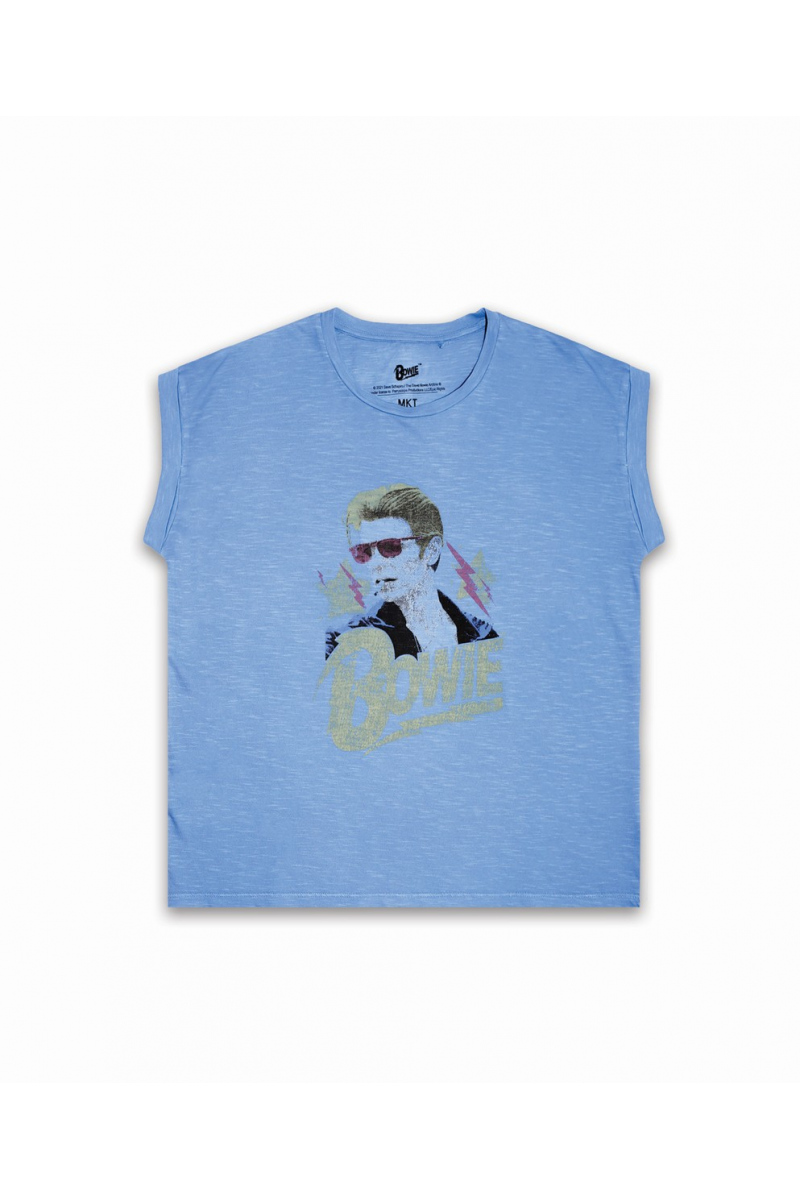 T-Shirt - TROY BOWIE