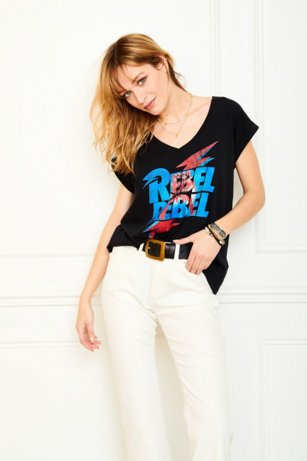 T-shirt - TAMI BOWIE