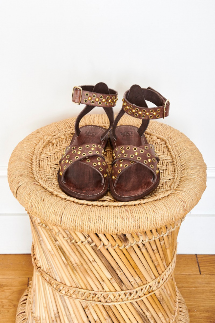 Shoes - NISUD - Brown