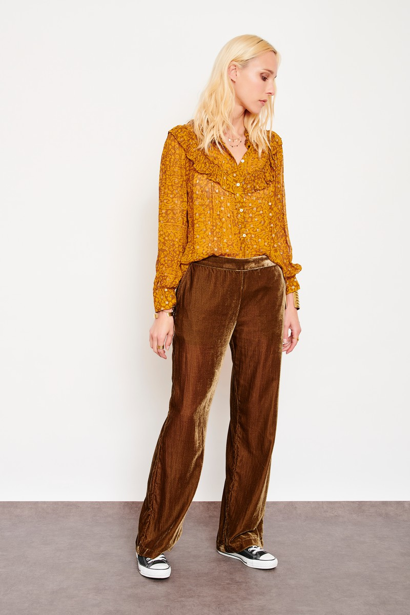 Trousers - POULIO