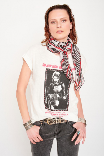 T-shirts - TROPIC BOWIE