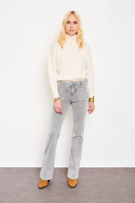 Jeans - THE DIANA VINTAGE TWILL