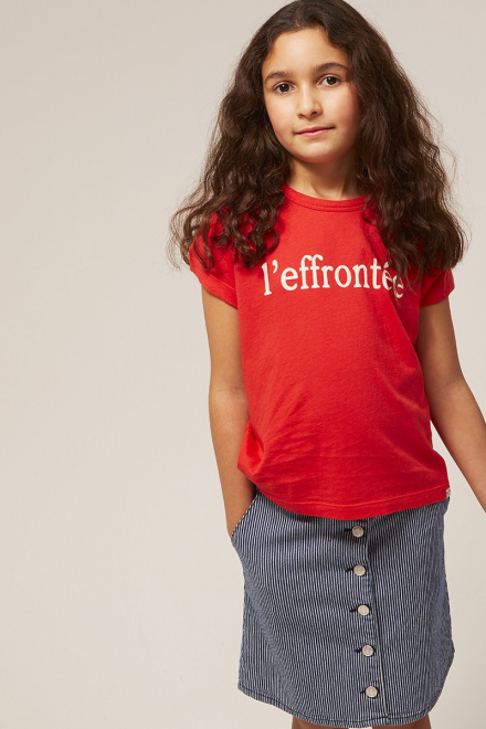 TEFRONE-T T-SHIRT